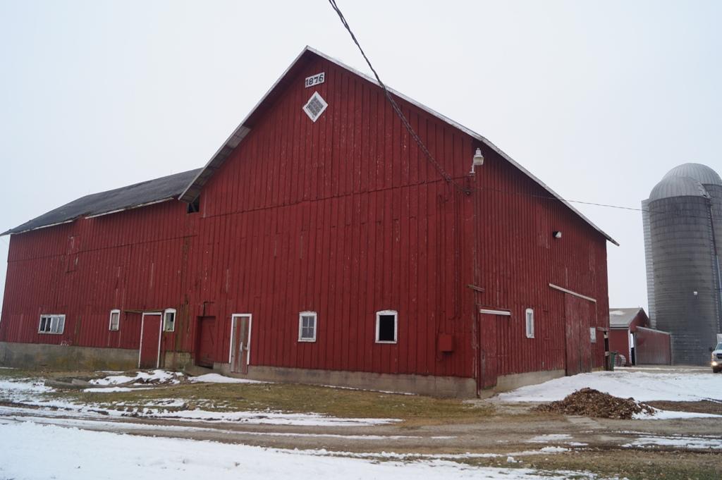 DeKalb County Barn Tour - DeKalb County Convention and