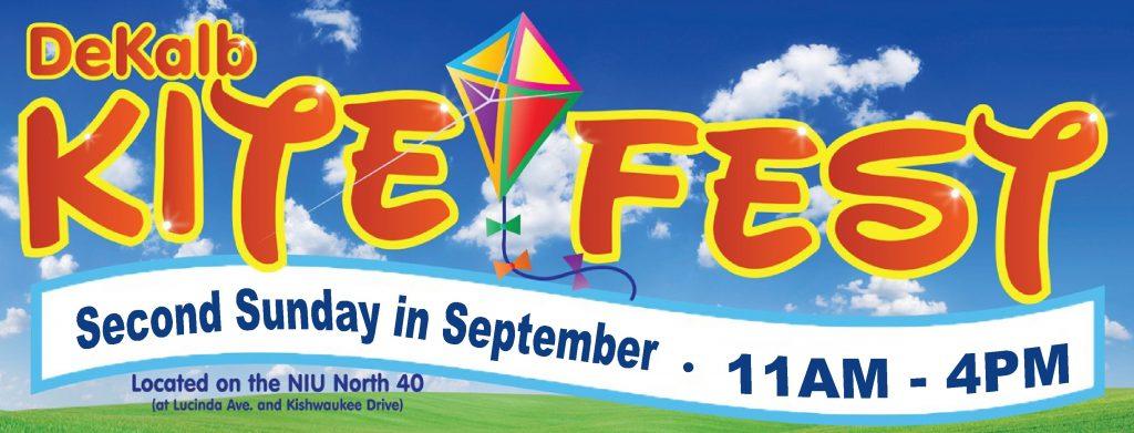 kite fest promotional poster
