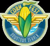 corn fest logo