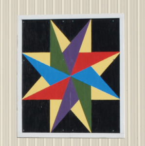 barn quilt example