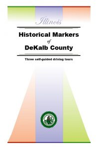 historical makers of dekalb county logo