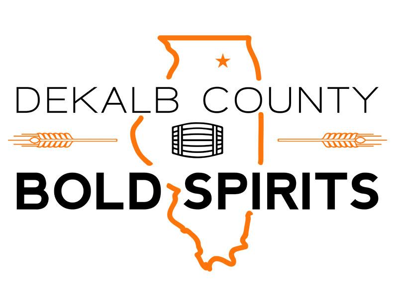 dekalb county bold spirits logo