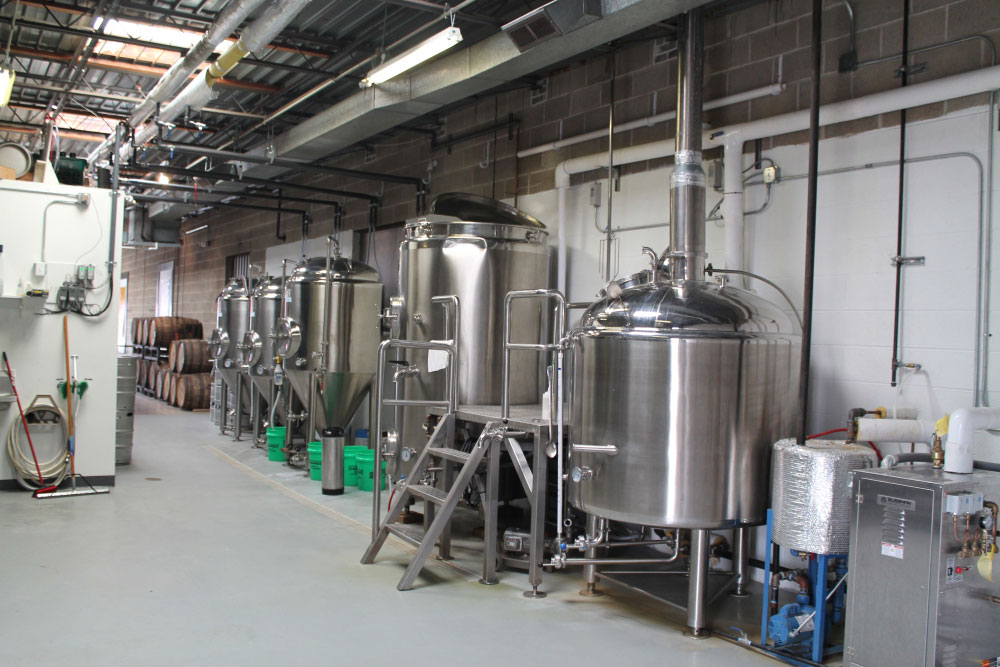 forge brewhouse brewing equipment